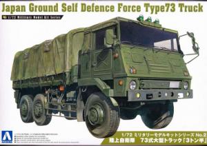 JGSDF TYPE73 TRUCK
