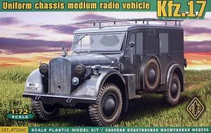 KFZ.17 - WWII