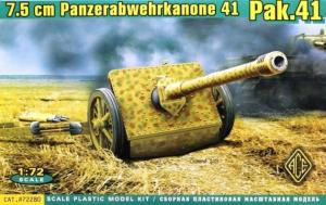 PAK.41 7.5CM PANZERABWEHR