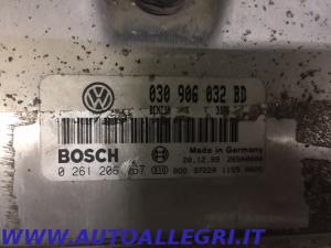 ECU CENTRALINA MOTORE VW POLO BOSCH 0261206767 0 261 206 767