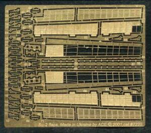 SU-2 Set di dettaglio
