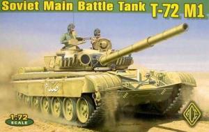 T-72 SOVIET MBT