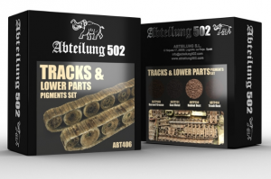 TRACKS & LOWERS PARTS