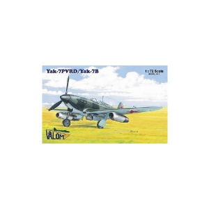 YAK- 7PVRD / YAK-7B