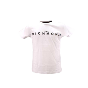 T-Shirt con stampa scritta