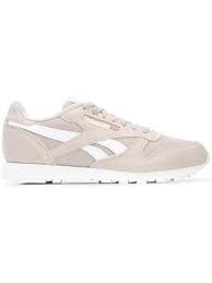 SNEAKERS REEBOK CL LEATHER MU CN5016 PARCHMENT/WHITE