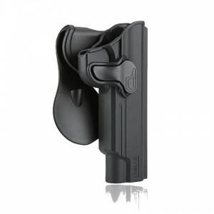 Fondina Cytac Glock 17, 22, 31 (GEN 1, 2, 3, 4) CY-G17