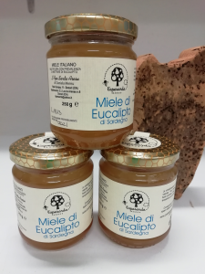Miele di eucalipto di Sardegna