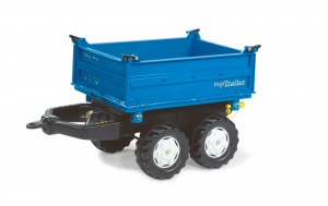 ROLLY TOYS MEGA TRAILER BLU 121106