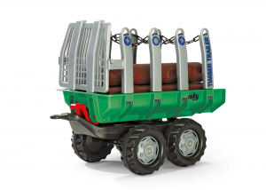 ROLLY TOYS RIMORCHIO TIMBER 122158