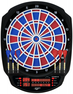 CARROMCO ELECTR. DARTBOARD - STRIKER-401, 2row distance 92446