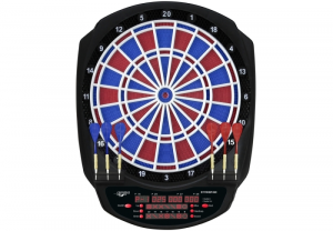 CARROMCO ELECTR. DARTBOARD - STRIKER-601, 2row distance 92646