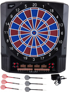 CARROMCO ELECTR. DARTBOARD - SCARA-701, 2row distance 92656