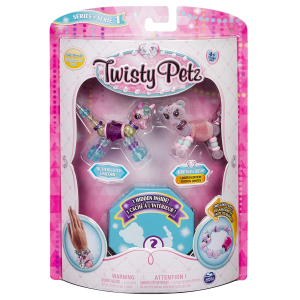 EDITRICE GIOCHI TWISTY PETZ 6044203 (THREE PACK)