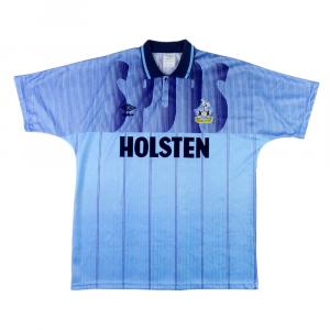 1991-94 Tottenham Maglia Terza XL
