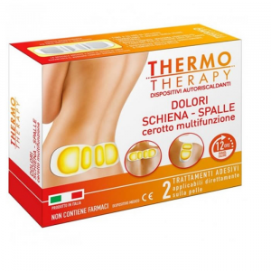 Fria Thermotherpay Back-Shoulder Pain Patches 2U