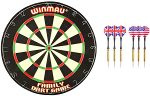 CARROMCO STEELDARTBOARD FAMILY 83260
