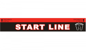 CARROMCO DART TOE LINE 89643