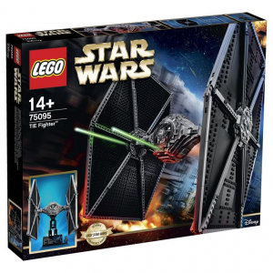 LEGO STAR WARS TIE FIGHTER 75095
