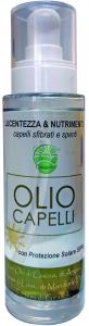 Olio Nutriente ai 5 Oli, per capelli 100 ml