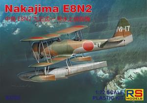 Nakajima E8N2