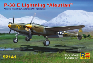 P-38E LIGHTNING