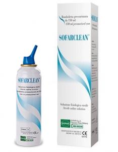 SOFARCLEAN - Soluzione fisiologica sterile