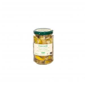 Carciofini sott'olio biologici - 280gr