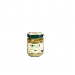 Salsa Verde biologica - 180gr