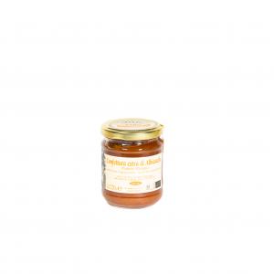 Confettura di albicocche biologica - 220gr