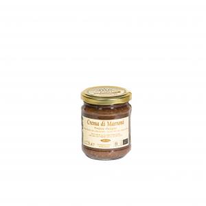 Crema di Marroni biologica - 220gr