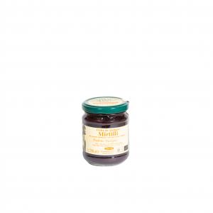Frutta da spalmare - Mirtilli biologici - 200gr