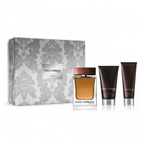 Dolce & Gabbana The One For Men Estuche Edt 100ml Spray + After Shave Balm 75ml + Shower Gel 50ml