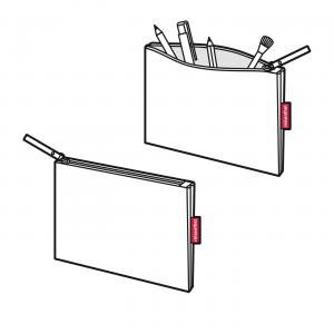 Reisenthel - Case 1 - Borsa da donna per tutti i giorni multifunzione margherite rosa cod. LR0007
