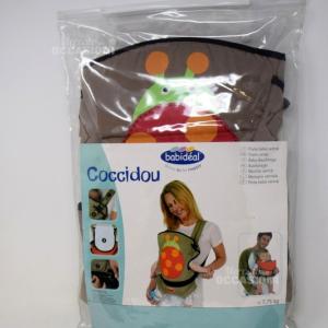 Marsupio Porta Bebè Babideal Cocinella