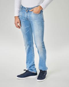 Jeans J622 lavaggio super stone wash