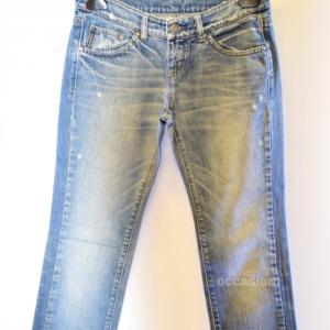 Jeans Donna Armani Teen Tg 14a