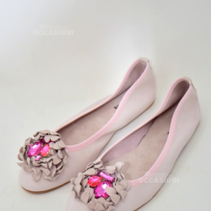 Ballerine Capolinea Rosa N 40