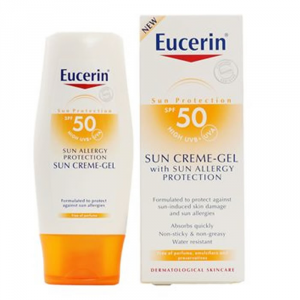 Eucerin Sun Protection Allergy Spf50 150ml Solar Allergies 150ml