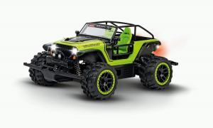 CARRERA 2,4GHz JEEP (R) TRAILCAT -PX- PROFIL (C) RC cod. 370183019