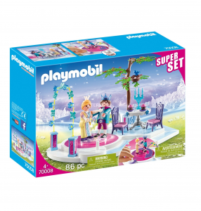 PLAYMOBIL SUPERSET BALLO REALE 70008