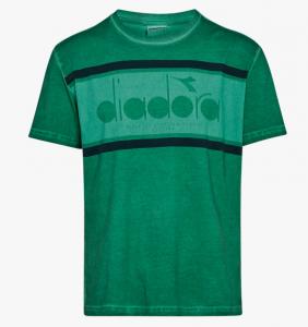 T-shirt Diadora Verde