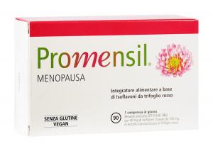 PROMENSIL - INTEGRATORE A BASE DI TRIFOGLIO ROSSO PER LA DONNA IN MENOPAUSA