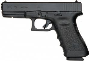 Pistola Glock 22 cal 40 S&W usata