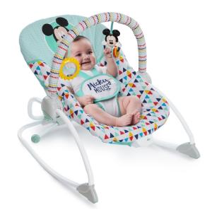 Sdraietta Dondolino Rocker Mickey Disney Baby