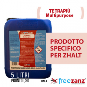 Tetrapiù Multipurpose - 5 Lt Pronto Uso