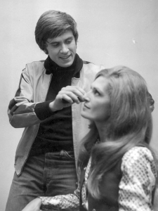Gianni Morandi e Dalida, 1970