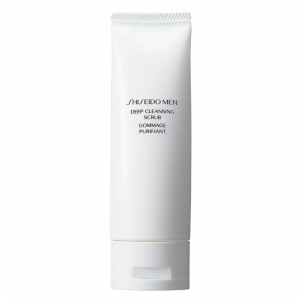 Shiseido Men Detergente Esfoliante Viso 125ml