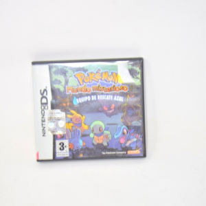 Gioco Nintendo DS Mundo Misterioso Pokemon