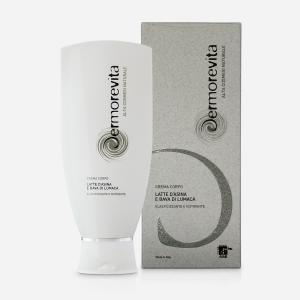 crema corpo elasticizzante e nutriente Dermorevita 250 ml